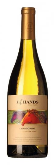 14 Hands CHARDONNAY Washington State 2013 0,75l