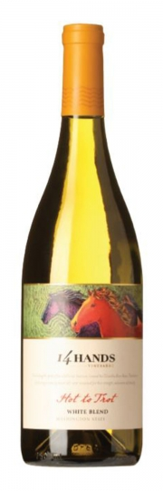 14 Hands HOT TO TROT White Blend Washington State 2013 0,75l