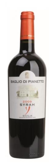 Baglio di Pianetto Syrah Y Sicilia IGT 2014 0,75l