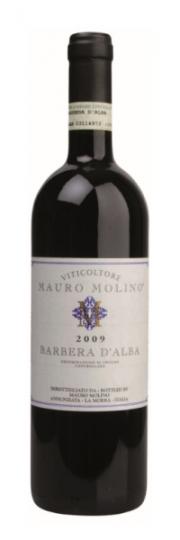 Mauro Molino - Barbera d´Alba DOC 2014 0,75l