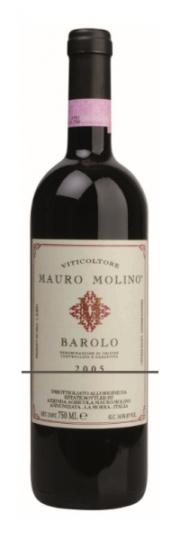 Mauro Molino - Barolo DOCG 2012 0,75l