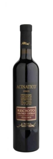 Stefano Accordini ACINATICO Recioto Classico Valpolicella 2010 0,5l