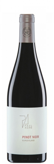 Paul Achs Pinot Noir BIO 2015 0,75l