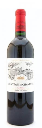 Château de Chambert Cahors 2012 0,75l