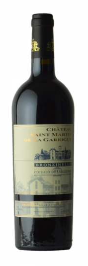 St.-Martin de la Garrigue BRONZINELLE AOC Languedoc 2011 0,75l
