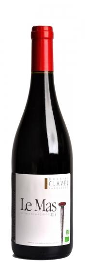 Domaine Clavel LE MAS Languedoc BIO 2016 0,75l
