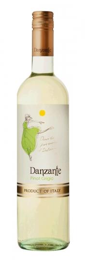Danzante Pinot Grigio IGT 2018 0,75l