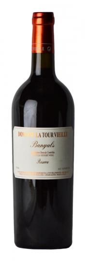 Domaine La Tour Vieille RESERVA Banyuls AOC 0,75l