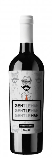Ferro13 GENTLEMAN Pinot Nero 2016 0,75l
