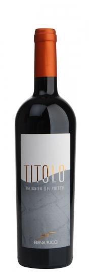 Elena Fucci TITOLO Aglianico del Vulture DOC 2013 0,75l