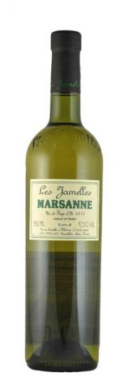 Les Jamelles Marsanne Pays d´Oc 2015 0,75l