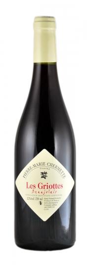 Pierre-Marie Chermette - Vissoux LES GRIOTTES Beaujolais 2015 0,75l