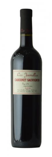 Les Jamelles Cabernet Sauvignon Pays d´Oc 2016,75l