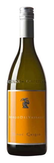 Lorenzon Borgo dei Vassalli Pinot Grigio Friuli Isonzo DOC 2016 0,75l