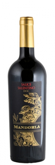 Mandorla Salice Salentino DOC 2015 0,75l