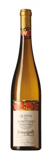 Quinta do Montinho Vinho Verde 2015 0,75l