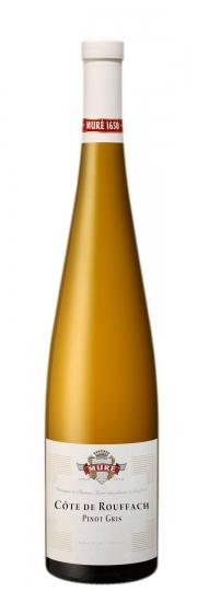 Domaine Muré Pinot Gris Côte de Rouffach Alsace BIO 2017 0,75l