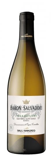 Nals Margreid BARON SALVADORI Chardonnay DOC 2012 0,75l