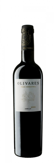 Bodegas Olivares Dulce Monastrell DO Jumilla 2011 0,5l