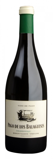 Pago de los Balagueses Chardonnay Vino de Pago 2014 0,75l