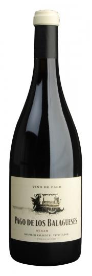 Pago de los Balagueses Syrah Vino de Pago 2013 0,75l