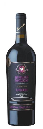 Il Poggione Brunello di Montalcino Riserva Paganelli DOCG 2005 0,75l