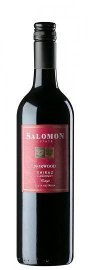 Salomon Estate NORWOOD Shiraz-Cabernet 2014 0,75l