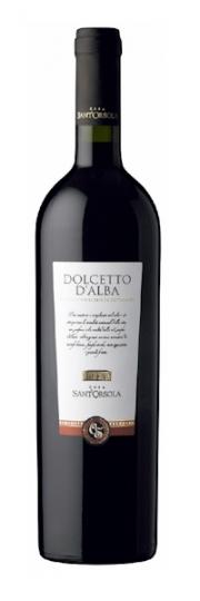 Sant`Orsola Dolcetto d`Alba DOC 2015 0,75l