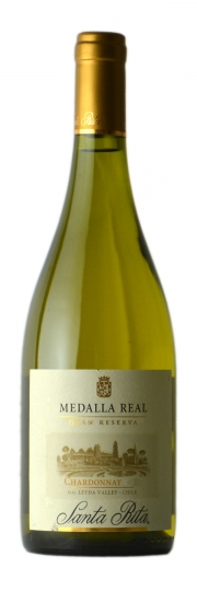 Santa Rita Medalla Real Chardonnay Gran Reserva 2015 0,75l