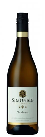 Simonsig Chardonnay Stellenbosch 2015 0,75l