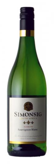 Simonsig SUNBIRD Sauvignon Blanc Western Cape 2020 0,75l