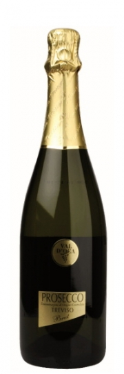 """Val d´Oca """"Oro - Gold"""" Prosecco Spumante Brut Treviso DOC 0,75l"""