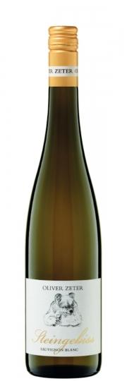 Oliver Zeter STEINGEBISS Sauvignon Blanc 2015 0,75l