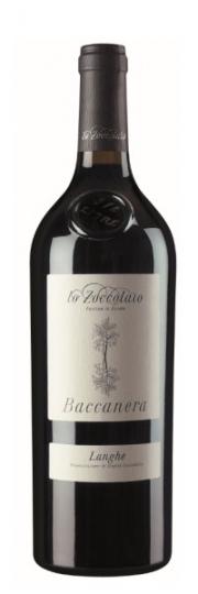 Lo Zoccolaio BACCANERA Langhe Rosso DOC 2014 0,75l