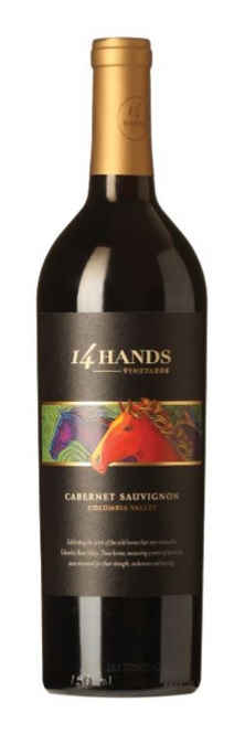 14 Hands Cabernet Sauvignon Columbia Valley 2013 0,75l