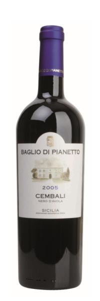 Baglio di Pianetto Cembali Sicilia IGT 2010 0,75l