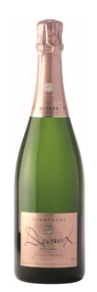 Veuve A. Devaux Champagne Cuvée Rosée 0,75l