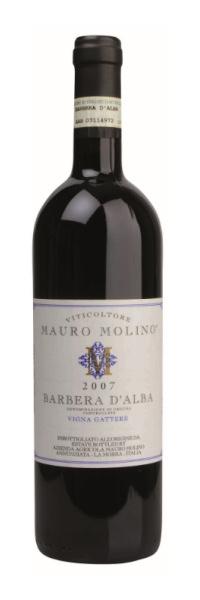 Mauro Molino LEGATTERE Barbera d´Alba DOC 2012 0,75l