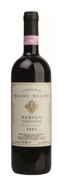 Mauro Molino - Barolo Vigna Conca DOCG 2012 0,75l