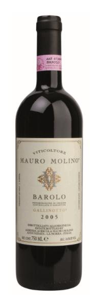 Mauro Molino - Barolo Gallinotto DOCG 2013 0,75l