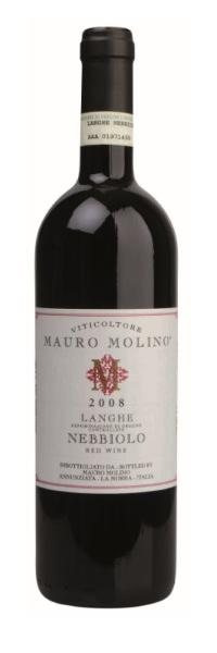 Mauro Molino - Langhe Nebbiolo DOC 2016 0,75l