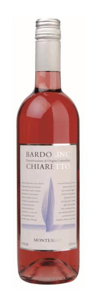 Montemare Chiaretto Bardolino  DOC 2016 0,75l
