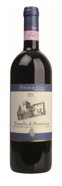 Tenuta di Sesta Brunello di Montalcino DOCG 2012 0,75l