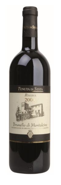 Tenuta di Sesta Brunello di Montalcino Riserva DOCG 2009 0,75l