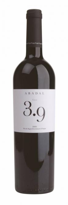Abadal 3.9 Pla de Bages DO 2012 0,75l