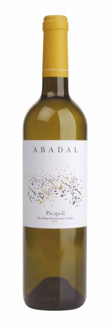 Abadal Picapoll Blanc Pla de Bages DO 2014 0,75l