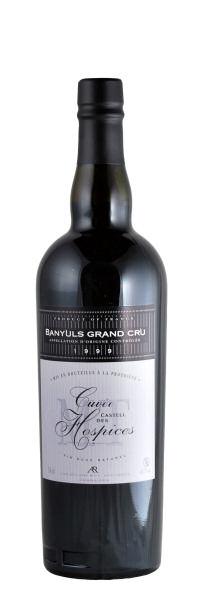 Abbé Rous Castell del Hospices Banyuls Grand Cru AOC 1999 0,75l