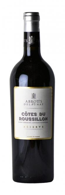 Abbotts & Delaunay Côtes du Roussillon Réserve 2013 0,75l