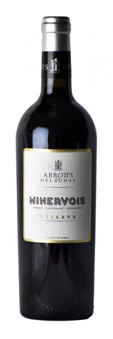 Abbotts & Delaunay Minervois Réserve 2014 0,75l