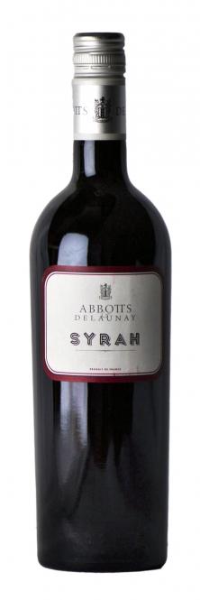 Abbotts & Delaunay Syrah 2015 0,75l